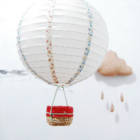 Paper Lantern Craft -- Air Balloon