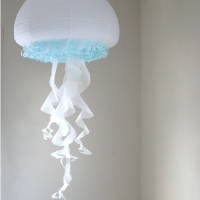 Making Lights: Jellyfish Lantern Craft