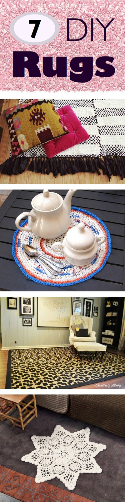 7 DIY Rug Projects