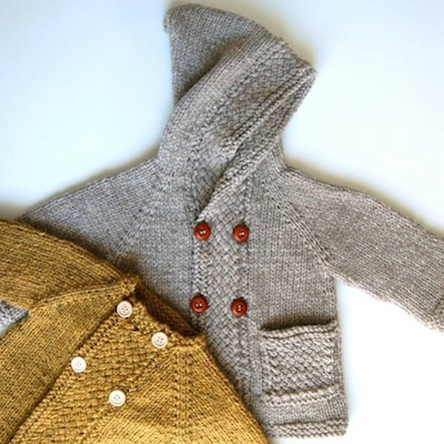Super Cute Baby Sweater Knitting Patterns - Craftfoxes