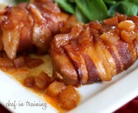 Fall Crock-Pot Recipes: Apple Bacon Chicken