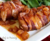 Fall Crock-Pot Recipes: Apple Bacon Chicken