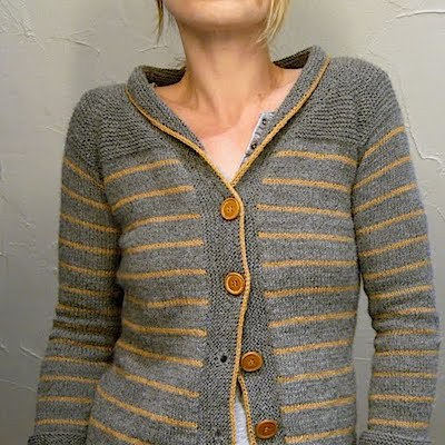Six patterns for fall cardigans, shrugs, and wraps