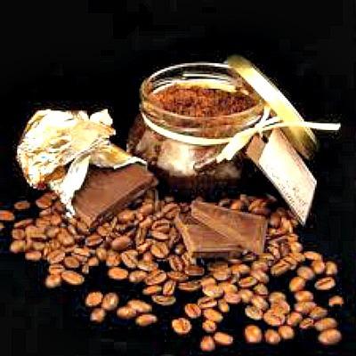 Delicious mocha coffees