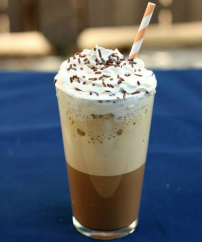 Frappucino Blended Coffee Drink