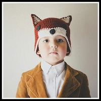 Free Crochet Fox Hat Pattern