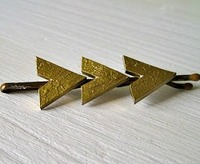 Homemade Christmas Gifts for the Hunger Games Fan: Katniss-Inspired Hair Clip (Arrows & Bobbypin)