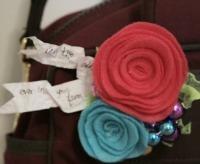 "Homemade Gifts for ""The Hunger Games"" Fans: Effie Trinket Trinket"