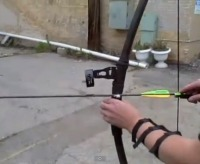 Homemade Christmas Gifts for the Hunger Games Fans: PVC Bows