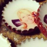 Wendy Davis key ring