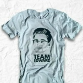 Edward Snowden T-shirt