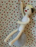 Miley Cyrus amigurumi doll