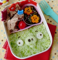 bad piggies bento box