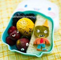 plants vs. zombies bento box