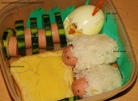 farmville bento box