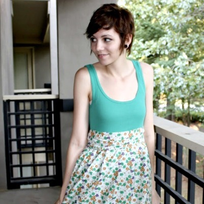 13 Free Sundress Patterns for Summer - Craftfoxes