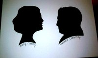 downton abbey silhouettes