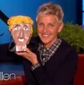 Ellen DeGeneres and Duct Tape Purse