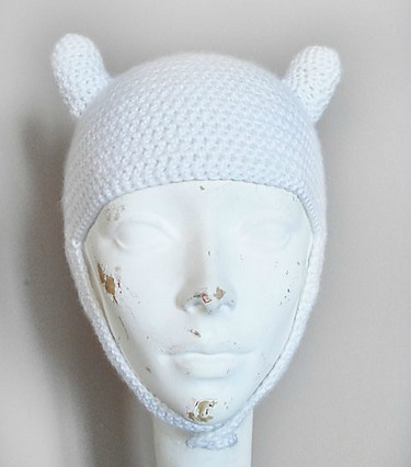 DIY Adventure Time Finn Hat