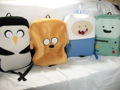 Adventure Time Backpacks