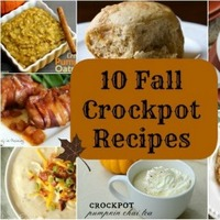 Crockpot Dinner Recipes: Fall Crockpot Recipes