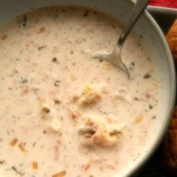 Delicious Crockpot Dinners: Lobster Bisque