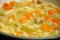 Delicious Dinners in the Crockpot: Chicken Noodle Soup from Scratch