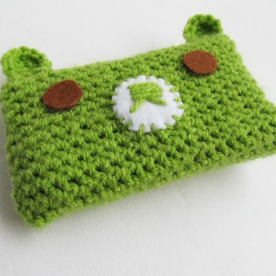 Teddy Bear iPhone Cozy