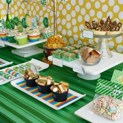 St. Patrick Day Party Printables