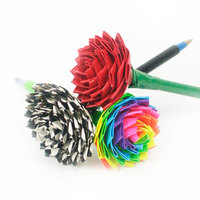 Duct Tape Rose Tutorial
