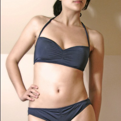 Halter top bikini pattern