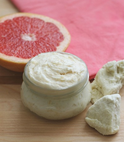 DIY Ruby Red Grapefruit Lotion Recipe