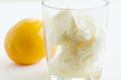 Lemon Cream DIY Body Butter
