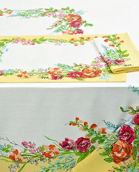 vintage reproduction napkins