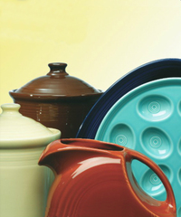 fiesta dinnerware and bakeware