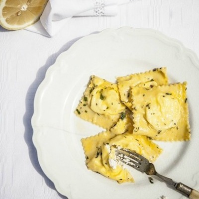 Lemon Ravioli Recipe