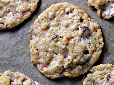 amaretto liqueur chocolate chip cookies