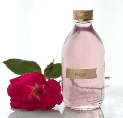 handmade rose water for mother
