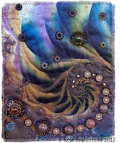 Mixed Media Art Quilts - Craftfoxes : mixed media quilts - Adamdwight.com