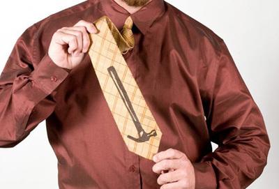 refashioned necktie