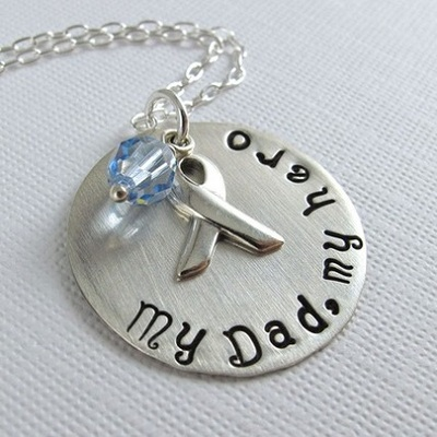Dad Hero Necklace