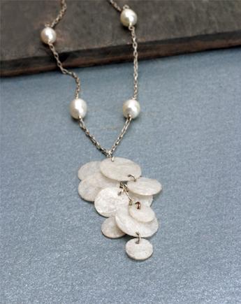 bubble wrap necklace