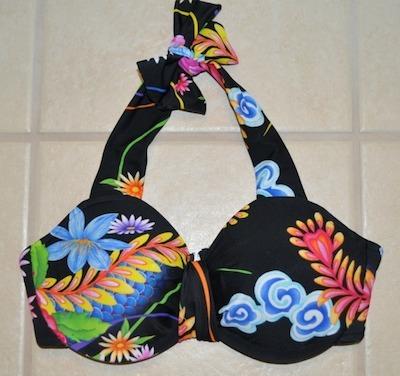 altered bra bikini