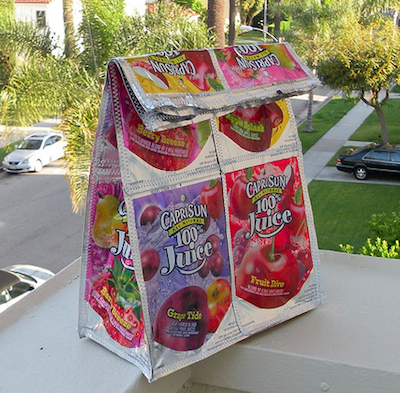 juice pouch lunchbag