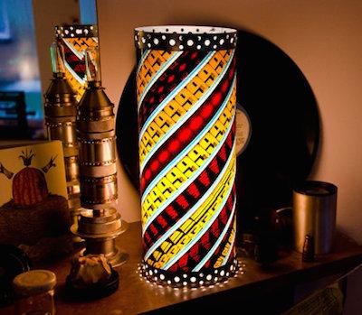 filmstrip lamp