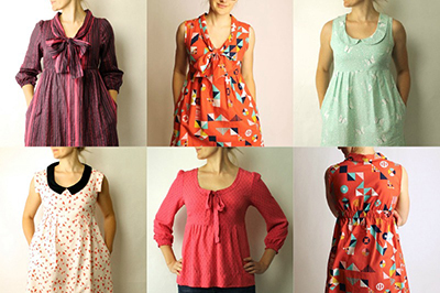 plus sized dress, dress pattern, sundress, summer dress, washi dress