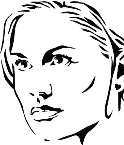 true blood sookie stencil