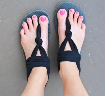 Cloth DIY Flip Flops