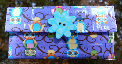 duct tape wallet, duct tape projects