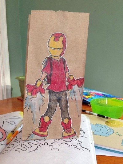 back to school, lunch ideas, lunch for kids, lunch for teens, brown bag art